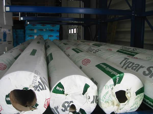 Геотекстиль Typar SF 27, рулон 1,7мх24,5м