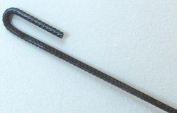 Анкер для георешетки металлический А8-500 L 500мм  8мм