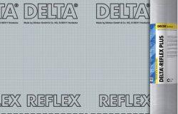 Пароизоляционная пленка DELTA REFLEX PLUS