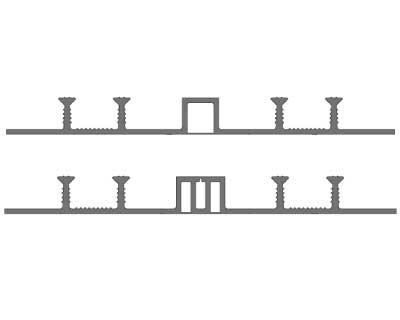 Гидрошпонка «Аквастоп» ДОМ-320/30-4/30 ПВХ-П
