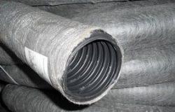 Дренажная труба диаметром 160 мм