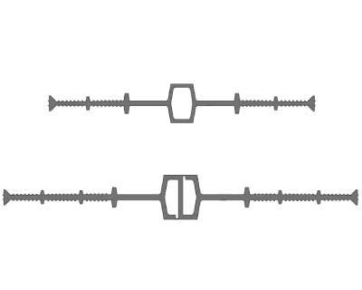 Гидрошпонка «Аквастоп» ДВ-400/50 ПВХ-П