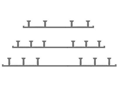 Гидрошпонка «Аквастоп» ХО-240-4/25 ПВХ-П